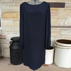 Liz Claiborne Silk Shift Dress